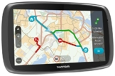 TomTom Go 6100 World Navigationssystem (15 cm (6 Zoll) kapazitives Touch Display, Magnethalterung, Sprachsteuerung, mit Traffic/Lifetime Weltkarten) -