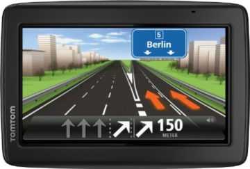 TomTom Start 25 M Europe Traffic, Navigationsgerät (Free Lifetime Maps, 13cm (5 Zoll) Display, TMC, Fahrspurassistent, Parkassistent, IQ Routes, Europa 45 - 1